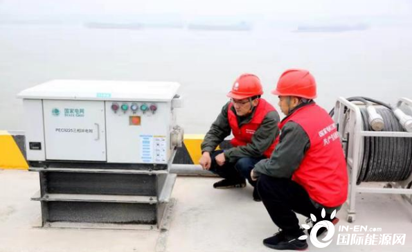 鸿图新能源资讯平台国家电网:用岸电守住一江碧水