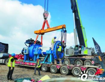 重庆五洞岩风电项目已实现五台<em>风机并网</em>发电!