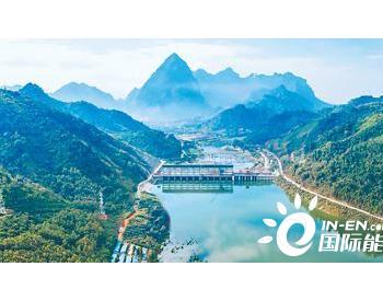 老挝南欧江上建起老中电力能源合作的典范工程