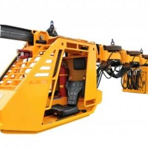 煤矿用单轨吊无人驾驶遥控运输监控系统