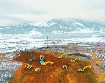 """白鹤滩-江苏±800千伏特高压直流输电工程:""""特高压之心""""基础垫实主体工程即将开工"""