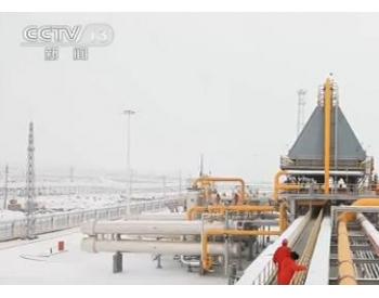 塔里木<em>油田</em>日供气量突破9500万立方米 创造新历史高位