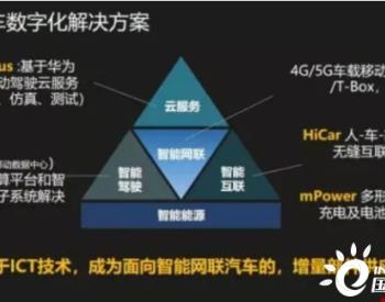 中国汽车工程学会理事长:不希望华为入局造车 而是成为中国的博世