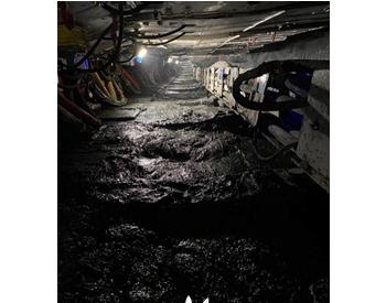 天玛公司成功研制薄煤层采煤机电缆拖拽系统