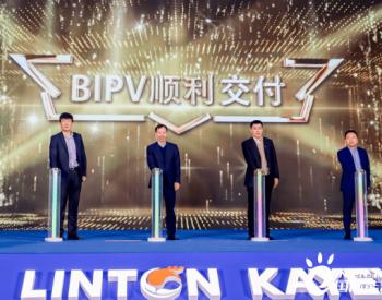 首个新建厂房BIPV项目交付,隆顶产品受市场青睐