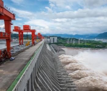 2269.3亿度!三峡<em>集团</em>梯级水电站发电量创历史新纪录