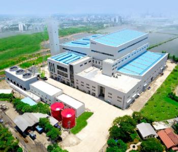 亚洲最大垃圾热解气化工艺发电项目成功并网发电