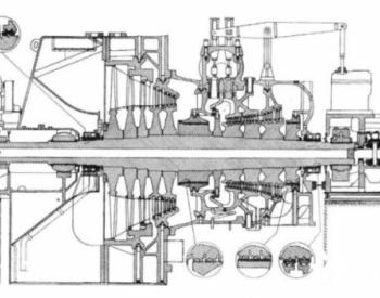 <em>核电汽轮机</em>的早期历史