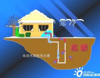 发展<em>浅层地热能</em>供暖 减少采暖地区燃煤消耗