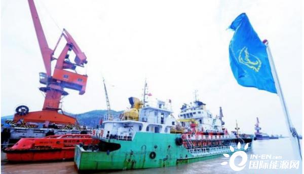 浙江舟山保税燃料油加注量达472.39万吨 总计4555艘次