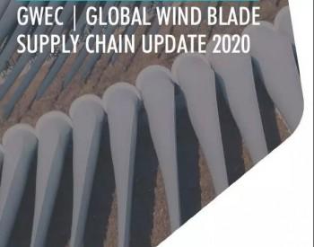 GWEC发布《2020全球叶片供应链报告》