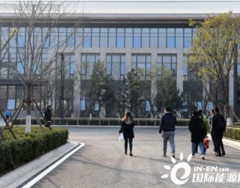"""全球单批次最大规模!北京城市副中心这项工程""""近零碳排放"""""""