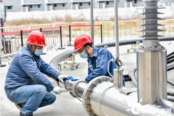 国内首条!南方电网深圳供电局三相同轴高温交流超导电缆型式试验成功