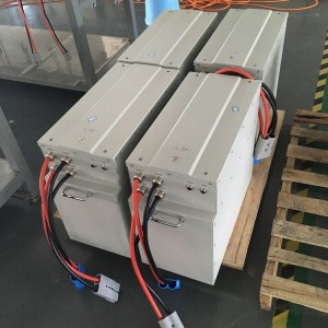 AGV霍克锂电池EV48-120-48V120AH厂家定制