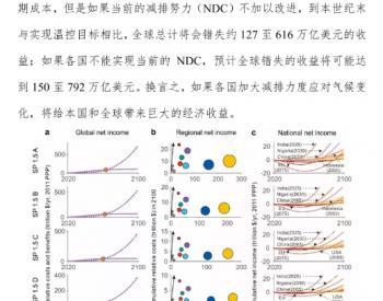 全球气候治理策略及中国碳中和路径展望