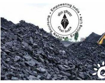 2020-21财年<em>印度煤炭</em>公司产能有望突破6.5亿吨