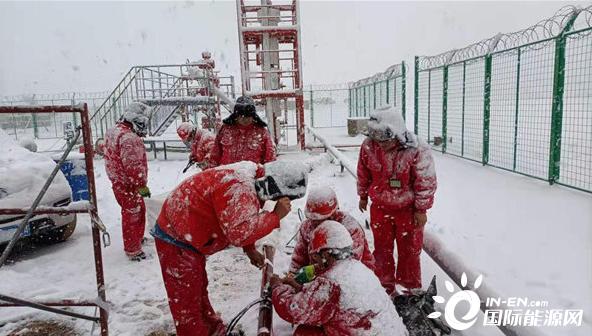 """鸿图新能源资讯平台中石油塔里木油田""""三化""""模式加快天然气生产"""