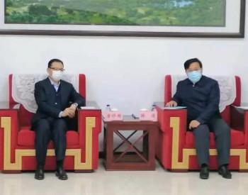 吉林省委副书记、代省长韩俊一行调研三一重能