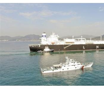增长22.05%!深圳港<em>LNG接卸量</em>实现逆势创新高