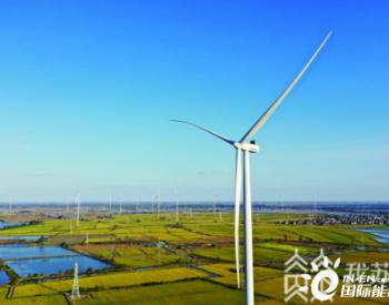 """风电助力""""碳减排""""!江苏扬州风电配套送出工程年节约标煤108.6万吨"""