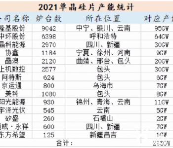 2021年度<em>光伏</em>行业展望:拥硅为王
