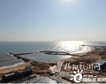 广东揭阳前詹神泉一海上风电项目建设按下加速键
