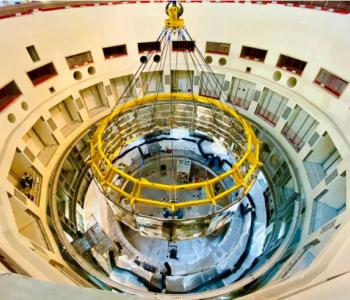 中<em>核</em>集团牵头完成ITER杜瓦下部冷屏吊装