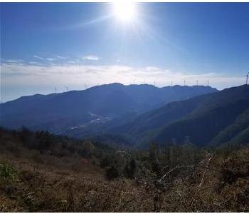 湖北武汉首座<em>风电场</em>投运 预计每年减少二氧化碳排放量8.6万吨