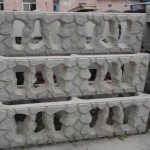 旭群阶梯护坡模具的设计说明
