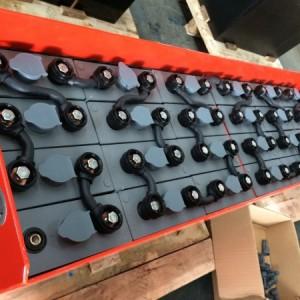 霍克HAWKER叉车蓄电池组4PZS620/48V620AH