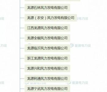 五大发电<em>集团</em>下属电厂全名单(2021版)