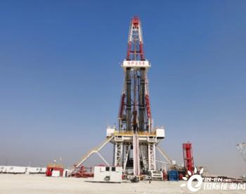国工沙特市场3部非常规气井钻机顺利启动