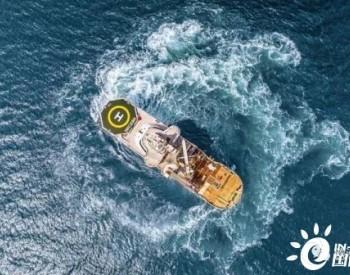 全球最大海上风电场SOV下水!