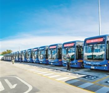 中国<em>电动公交车</em>在拉美受青睐