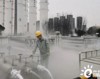 297.7万立方米 江苏苏州昆山天然气单日最高供气量攀新高