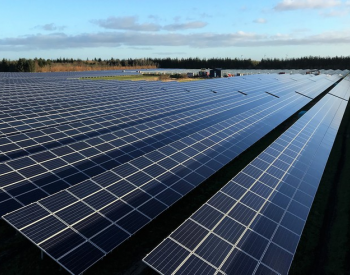 """内蒙:25GW光伏基地项目签约,""""十四五""""新能源新"""