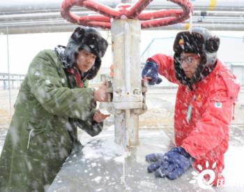 长庆油田冬供天然气生产高位运行