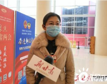 甘肃省人大代表李俊丰:推进黄河流域生态保护 释