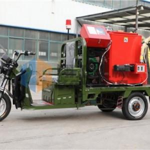 翔工XGF-100Z自行走灌缝机