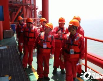 中国石化胜利海上闭环销号查问题除隐患