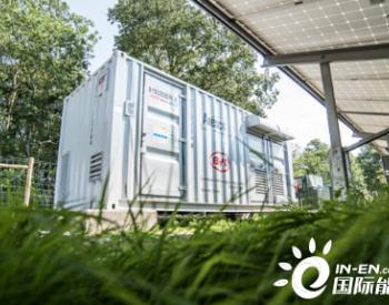 研究认为<em>英国</em>部署20GWh电池储能系统或将减少<em>风力发电</em>50%浪费量