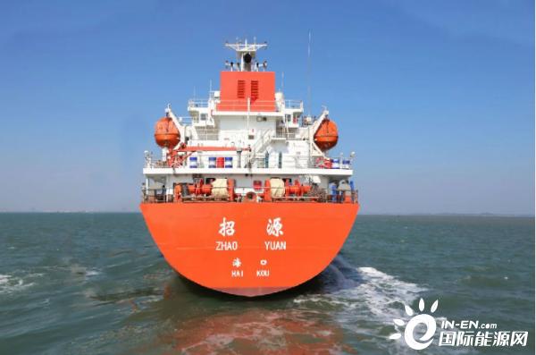 全国首艘符合IGC新规的LPG船在中国船舶交付