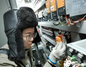 开门红!大唐青海茫崖风电场提前完成月度电量任务!