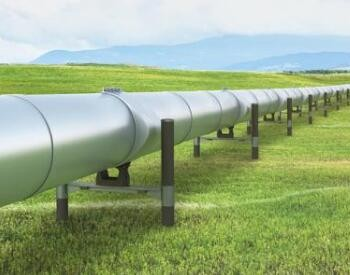 青海海西天然气管网德化支线项目有序推进