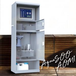 水生态自动在线监测系统AquaSOO-AOM1