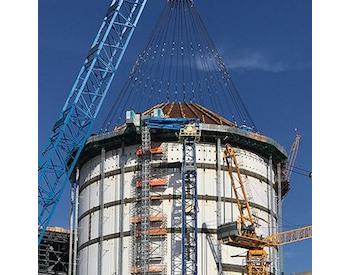美国沃格特勒(Vogtle)核电4号机组开始一体化冲洗