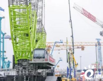 风电抢装 工程起重机在高速发展中积蓄力量