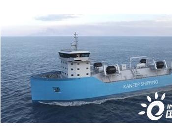 五洲船业获挪威船东2艘6000方LNG加注船建造意向书