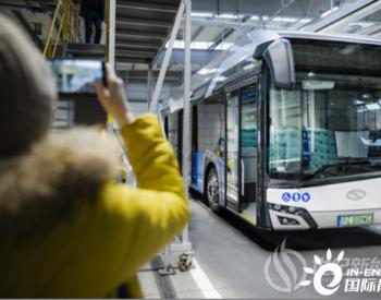 搭载70kW系统,Solaris向波兰提供<em>氢公交</em>试运行