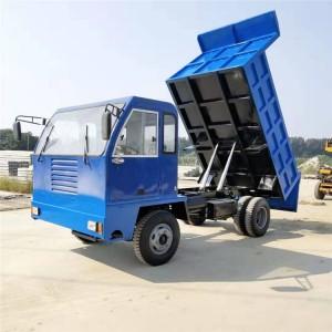 农用四不像运输车 自卸式装载车 8吨六轮柴油四不像车厂家